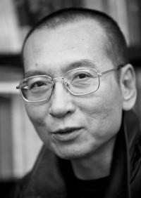 2010년 노벨평화상을 수상한 류샤오보. 그러나 중국 정부의 압력하에 시상식에 참가하지 못했다.  - 노벨상위원회 제공